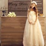 エンパイアウエディングドレス14選/二次会や、ガーデン、レストランウエディング